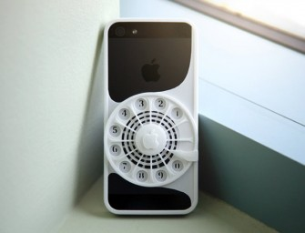 3D Printed Rotary Dial Case will take you back in the telephone era!