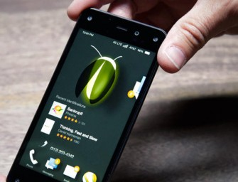 AT&T Exclusively Sells Amazon's Fire Phone, $199 for 32GB, $299 for 64GB