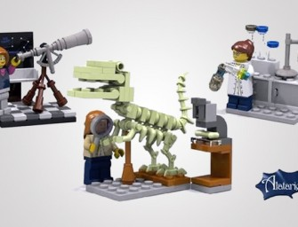 Lego introduces Research Institute made up of awesome female scientist minifigs