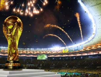 5 reasons to watch the FIFA 2014 World Cup