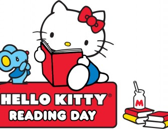 Sanrio announces the first ever Hello Kitty Reading Day