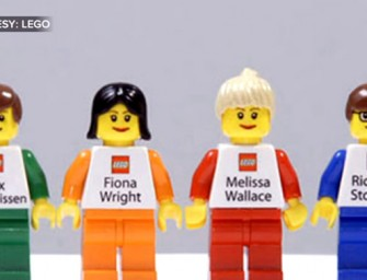 LEGO Employees have the most amazing business cards in the world