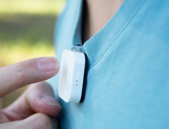 The Narrative Clip: A photo every 30 secs ensures you never miss a special moment again