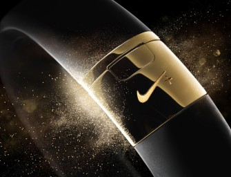 Nike+ FuelBand SE Comes In Gold with limited-edition METALUXE Collection