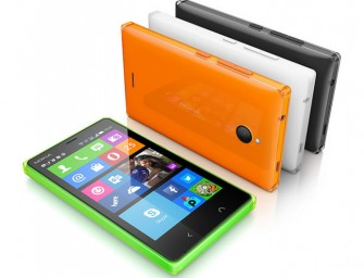 NOKIA X2 is Microsoft's first Android Smartphone