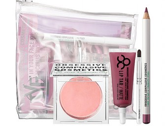 Obsessive Compulsive Cosmetics new collection is 'In your face'