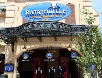 Ratatouille themed ride all set to open in Disneyland Paris this July