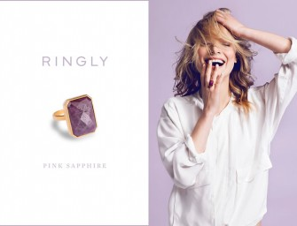Ringly: A stylish smartphone connected ring, that buzzes to notify