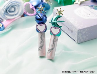 Sailor Uranus & Neptune Get their Lip Balms and Chopstick Collections