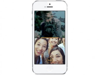Facebook Slingshot lets you have a visual status update