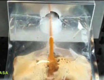 Space Gets Coffee with ISSpresso Machine