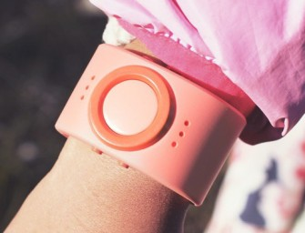 Keep a track on your kids with the world's first wearable smartphone