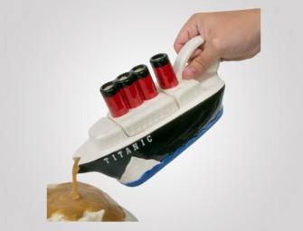 This Titanic Gravy Boat Never Sinks