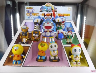 Bandai's Transformer-like Fujiko F. Fujio Robot is a must-have for manga fans