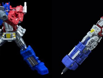 These Pens Are Actually Transformers, These Transformers Are Actually Pens