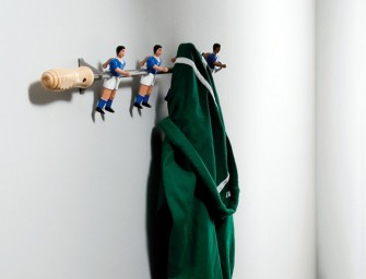 Wall Champions Coat Hangers look Uber Cool