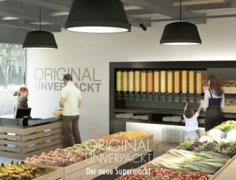 The world's first Waste-Free Supermarket to open its doors in Germany
