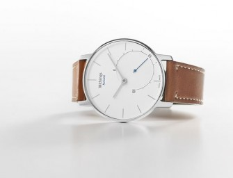 The Withings Activité: A Smartwatch with a traditional time piece look