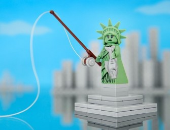 50 States of Lego: A reimagination of America in Lego style