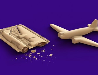Cadbury's Choco Fix Kits Are Reminiscent of  Model Airplane Kits
