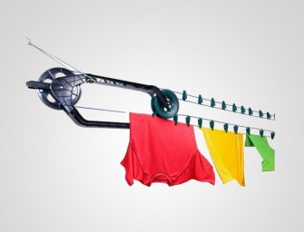 Drying clothes just got an auto makeover!