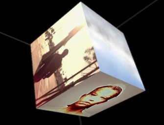 The Cube is Google's latest 3D interactive music video: Six tunes, one box