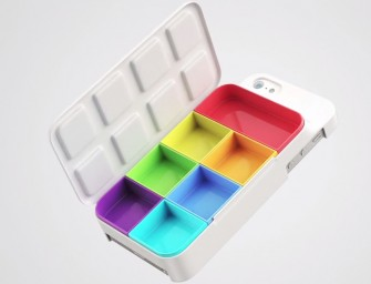 Get Well Kit Digital Pill Box Phone Case for Forgetful Peeps
