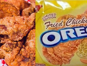 Absolutely Disgusting: Fried Chicken Oreo