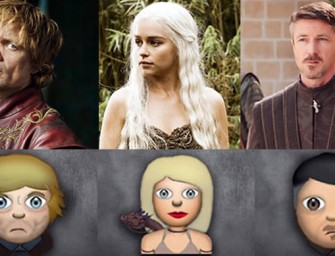 Game of Thrones Emoji: For emoticons deeper than swords!