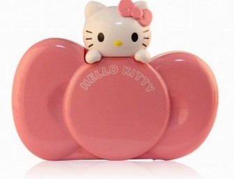 Hello Kitty Mobile Power Bank is the cutest way to charge your smartphone