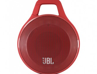 JBL Clip Bluetooth Portable Speaker is pocket friendly in every way