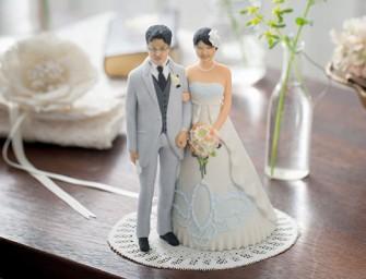 Mariage Poupee Creates 3D Wedding Dolls for Couples