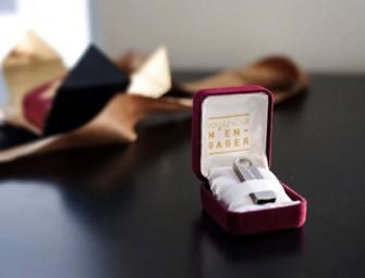 Ingenious Designer Presents Resume as Marriage Proposal