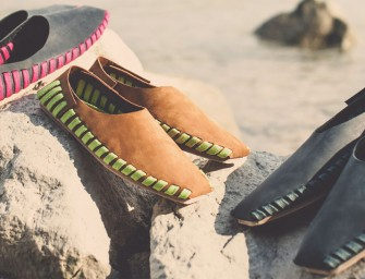 Pikkpack DIY Leather Moccasins are the height of practical style