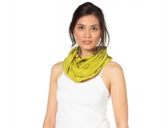Endless Summer Scarf protects you from harmful UV rays