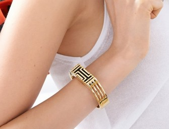 The Tory Burch for Fitbit collection finally makes health trackers stylish