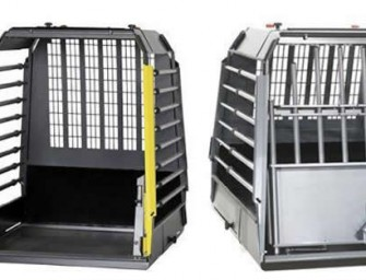Variocage Dog Crate for Pooches On Road Trips