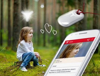 The Yepzon kids tracking device keeps your kids safe from dangers