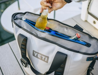YETI Hopper Cooler is a Shoulder Bag that Stores and Keeps Ice Frozen