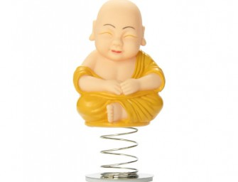 Get This Cute Bouncy Accoutrements Dashboard Monk