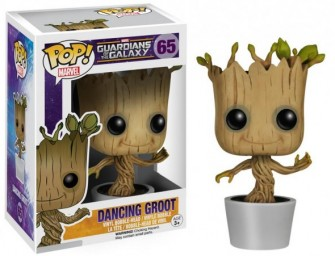 Guardians of the Galaxy's Dancing Groot is now a toy!