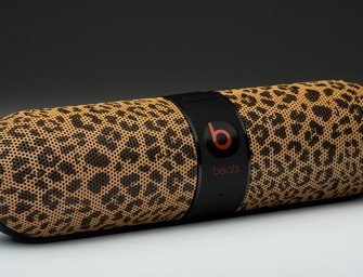 "Go Wild with ColorWare Beats Pill ""Safari"" edition"