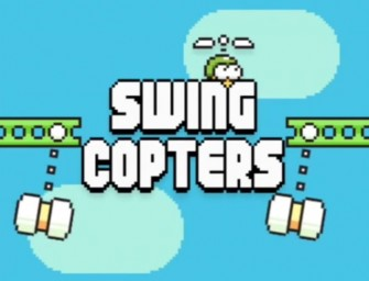 Flappy Birds makes a comeback in form of Swing Copter!