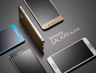 Can a metal framed Samsung Galaxy Alpha beat the upcoming iPhone 6?