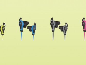 Intel and SMS Audio's BioSport in-ear Headphones Monitor Heartbeats Too