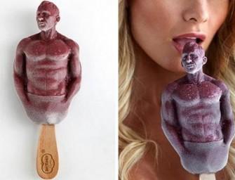 James Bond transforms into Quantum of Popsicle!
