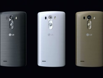 Stylish LG G3 Sets New Standards