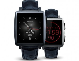 Omate X: The latest Smartwatch to hit the market