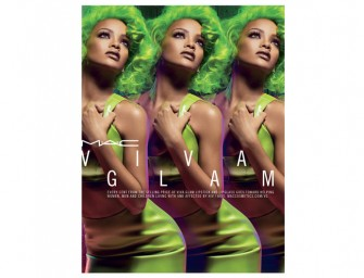 MAC X Rihanna Viva Glam 2 collection symbolizes Green!