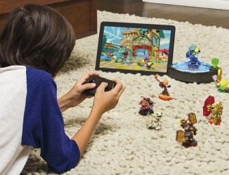 Skylanders Trap Team is all set to launch on your tablet